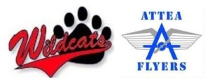 Springman Wildcats Logo and Attea Flyers logo