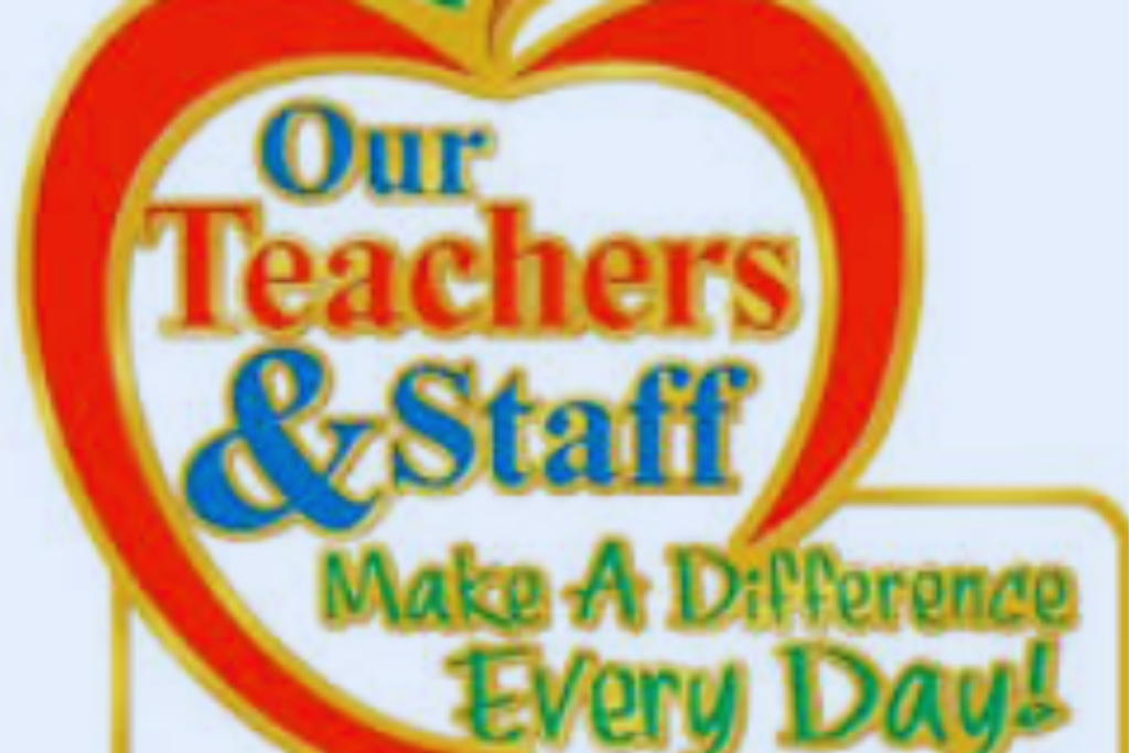 Our Teachers & Staff Make a Difference Every Day!